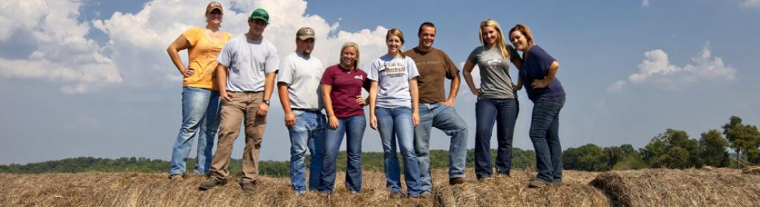 Image of Agriculture students