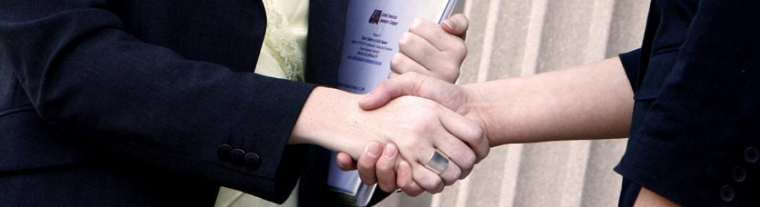 image of a handshake
