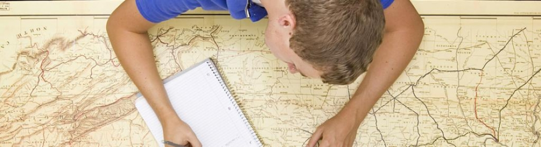 image of geography student
